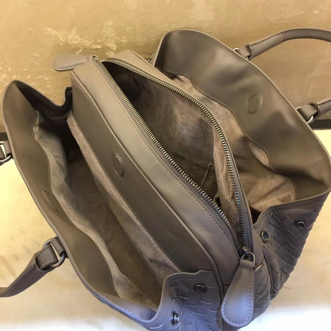 Bottega Veneta 宝缇嘉 2303#女士新款 Monaco 手袋 旅行必备 原版胎牛皮 30cm