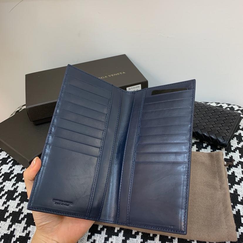 代购版1056顶级原版胎牛皮 18个卡位 19.5/11 现货 黑色 酒红 灰色 深蓝