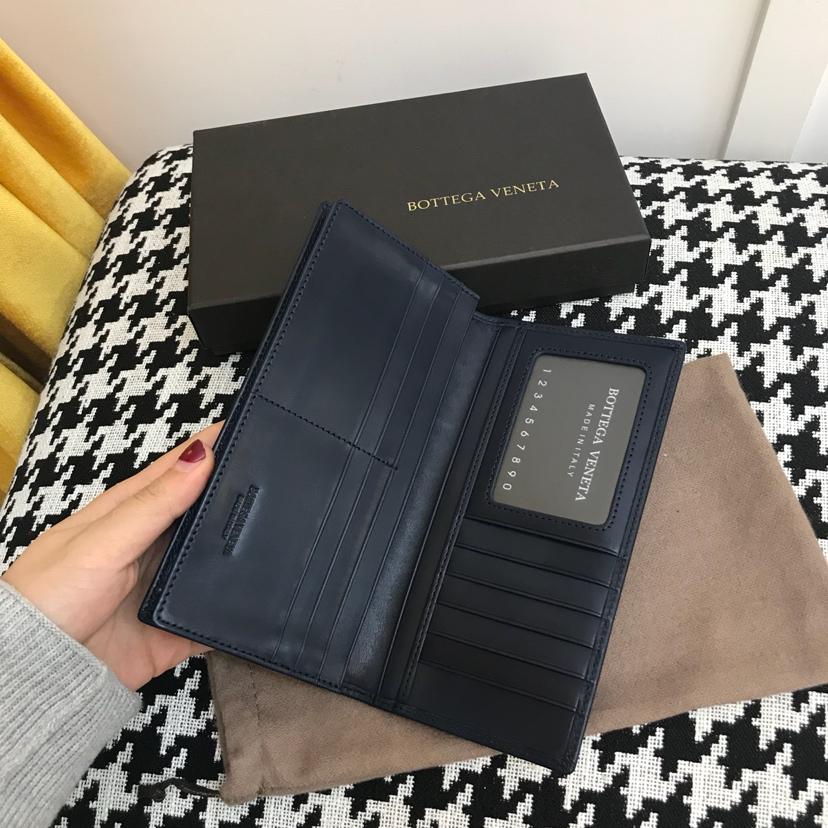 代购版1037顶级原版胎牛皮 西装夹男女通用款 9/18/2 黑色灰色蓝色