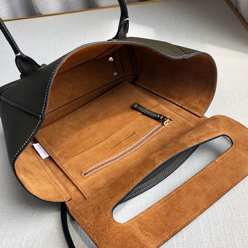 BV代购版19秋冬新款 Arco购物袋 原版小牛皮 中号小号都有现货