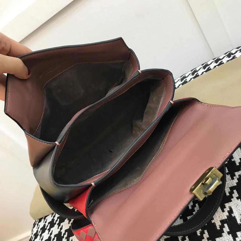 BV 宝缇嘉 9229最新款女包 顶级原版NAPPA小羊皮 小号25cm 大号29cm