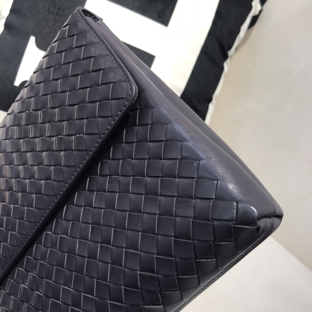 Bottega Veneta 宝缇嘉代购9180官网最新款手包 顶级原版胎牛皮内里原版布 大号34cm