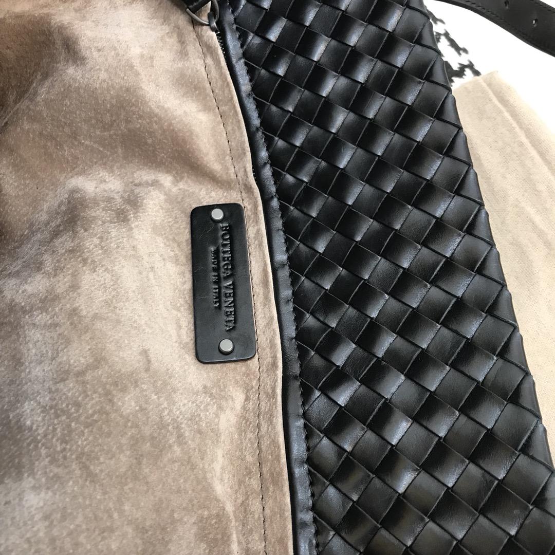 宝缇嘉7708经典购物袋 顶级原版胎牛皮  内里原版羊皮 购物袋 38cm