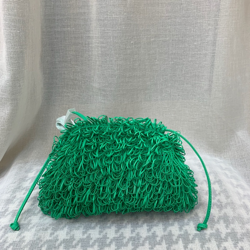 云朵包Sponge. 20 系列 手工编织Nappa羊皮  22cm