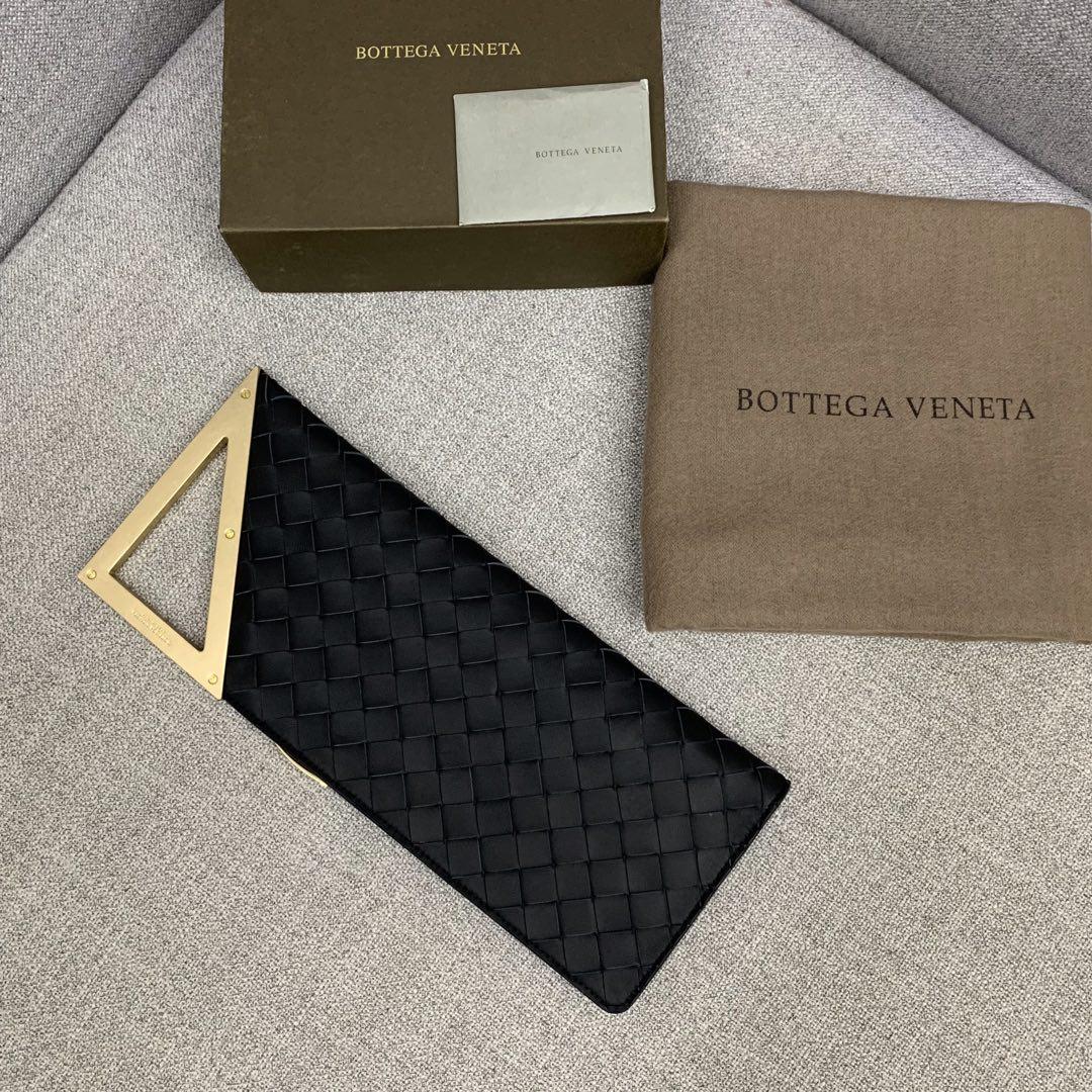【P1020】Bottega Ventea 591664黑色 33-13-2长方型版型