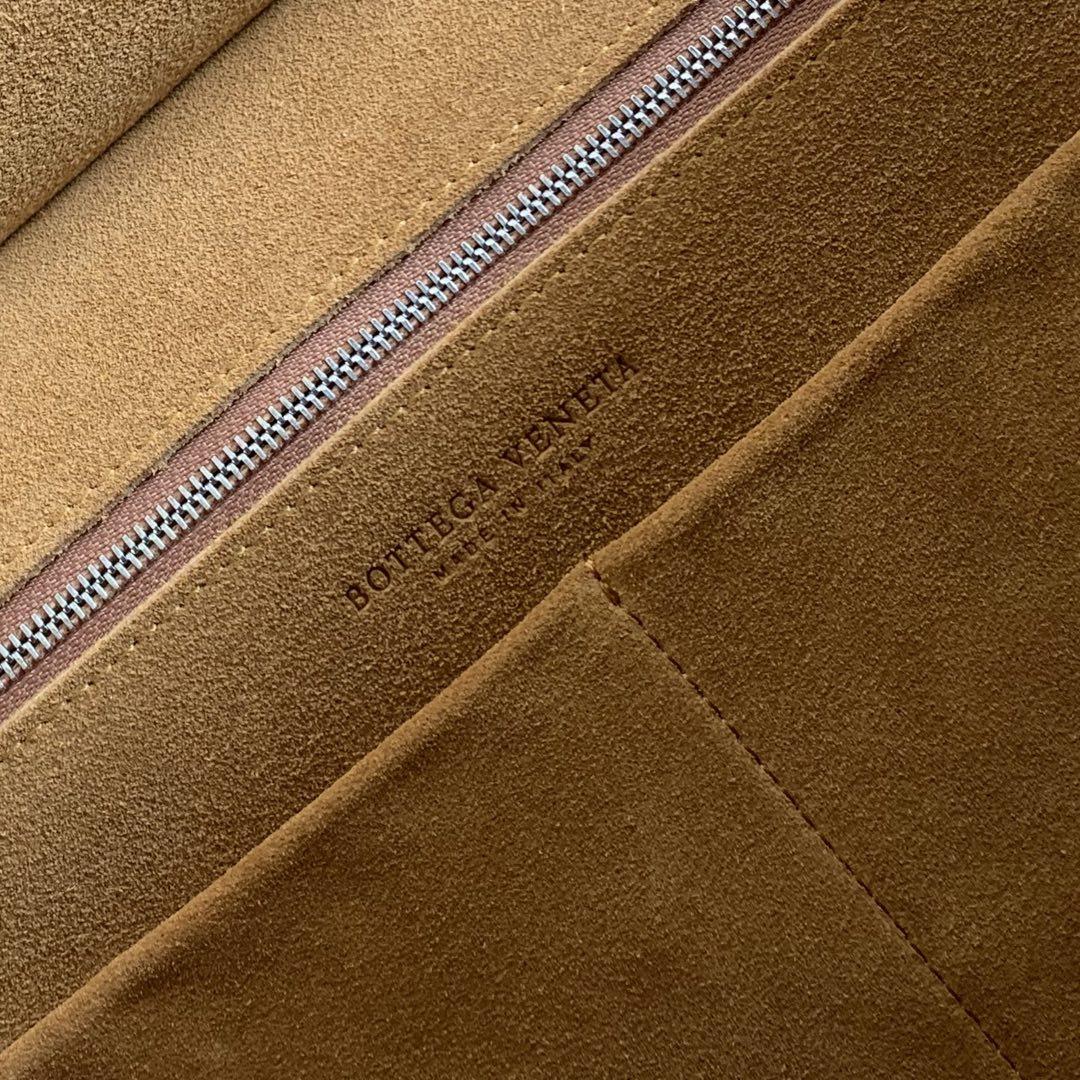 【P1800】BvbigArco 575941A平纹黑色 大号 袋口48底32宽12高24(不含手柄)