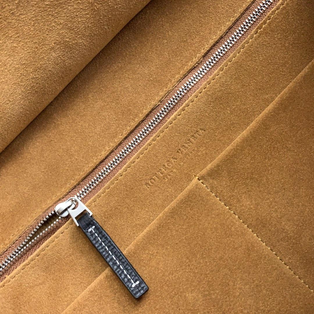 【P1800】BvbigArco购物袋 575941大象纹黑色 大号袋口48底32宽12高24(不含手柄)