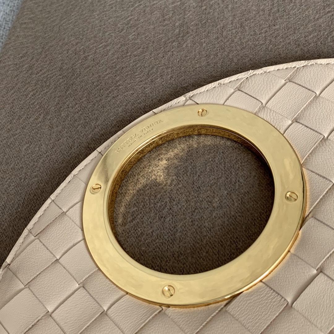 【P1050】Bv大圆饼 590061 裸粉黑酒红白焦糖
