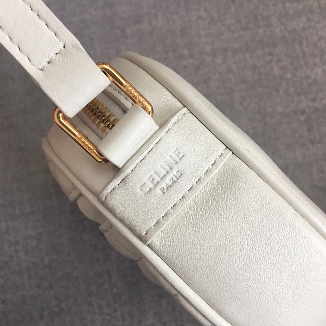 【P720】宝缇嘉BV女包 牛皮/白色原单品质小号 17-13-4cm