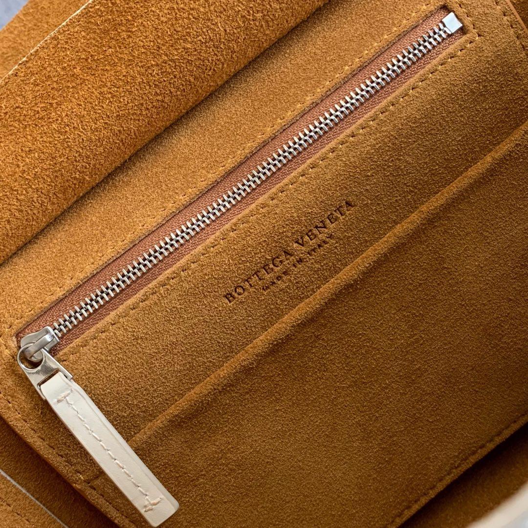 【P1400】Bv 小号Arco 580725A 平纹  白色 袋口33 底22宽6高22 (不含手柄)