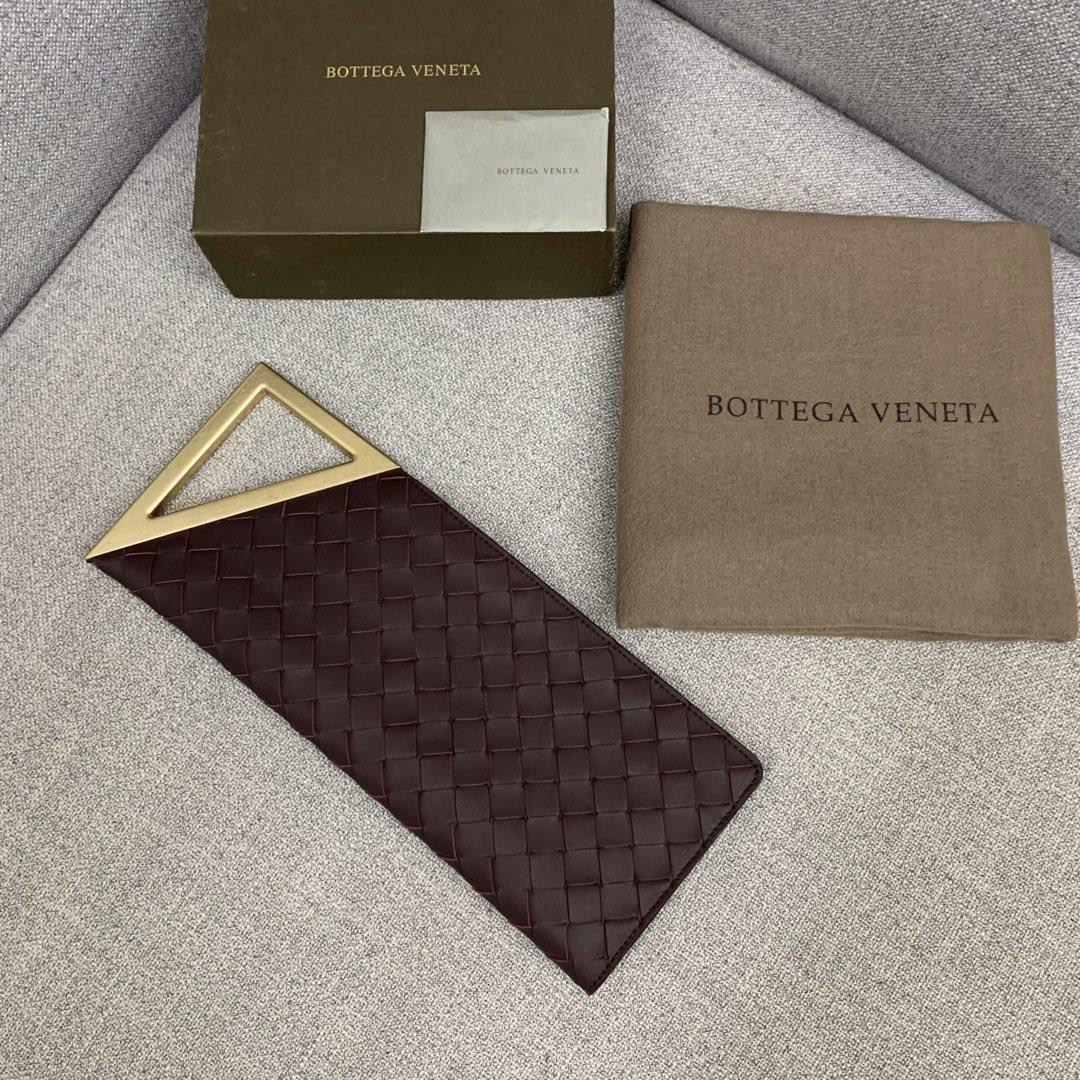 【P1020】BottegaVentea 33-13-2长方型版型 591664酒红
