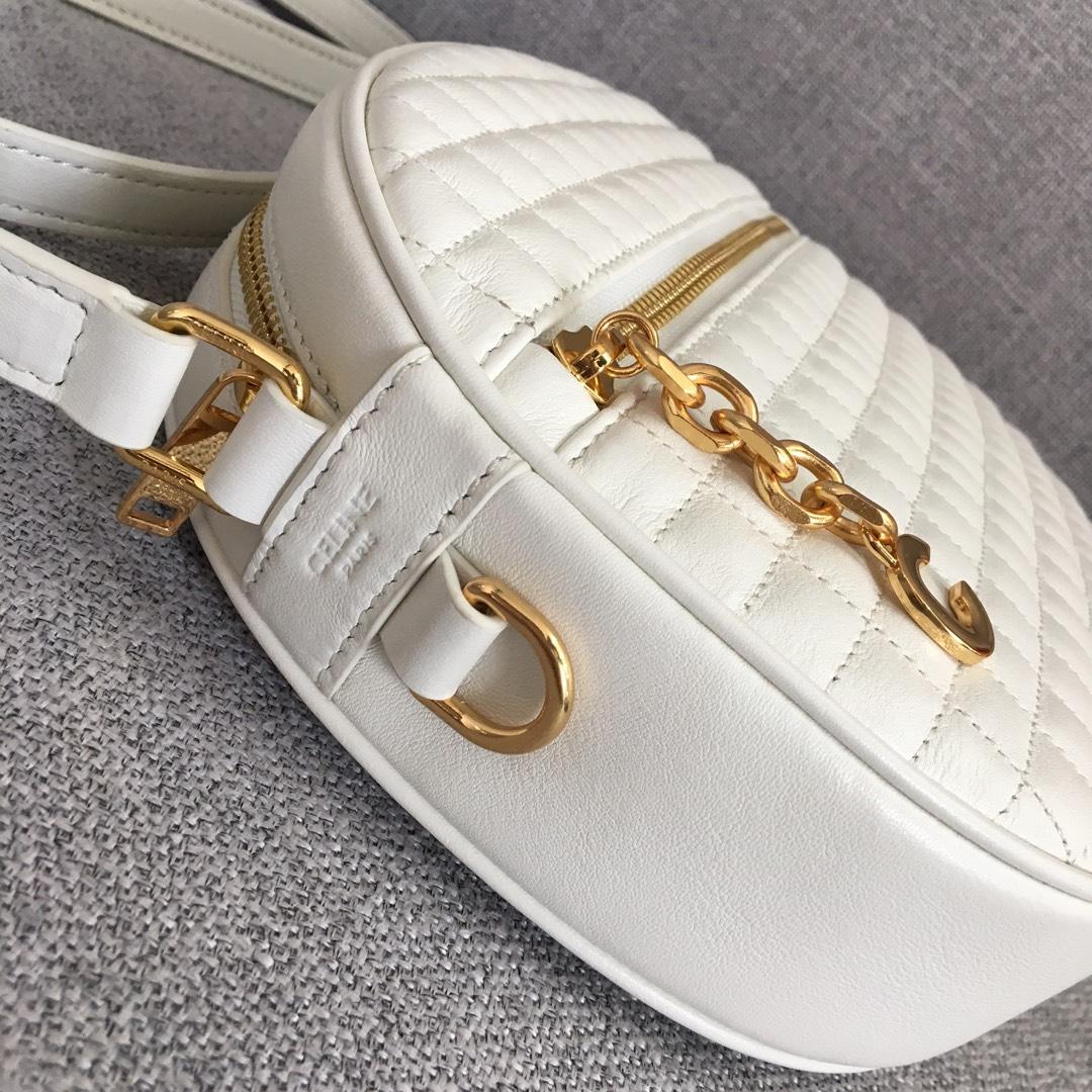 【P830】宝缇嘉BV女包 大号 24.5x20x5.5 牛皮/白色原单品质