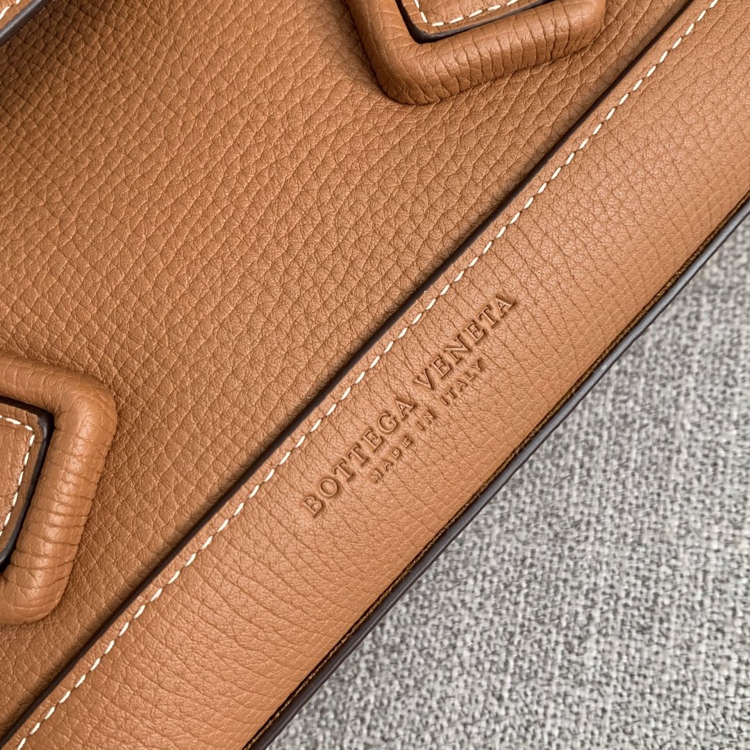 【P1400】Bv小号Arco购物袋 580725大象纹土黄 袋口33底22宽6高22(不含手柄)