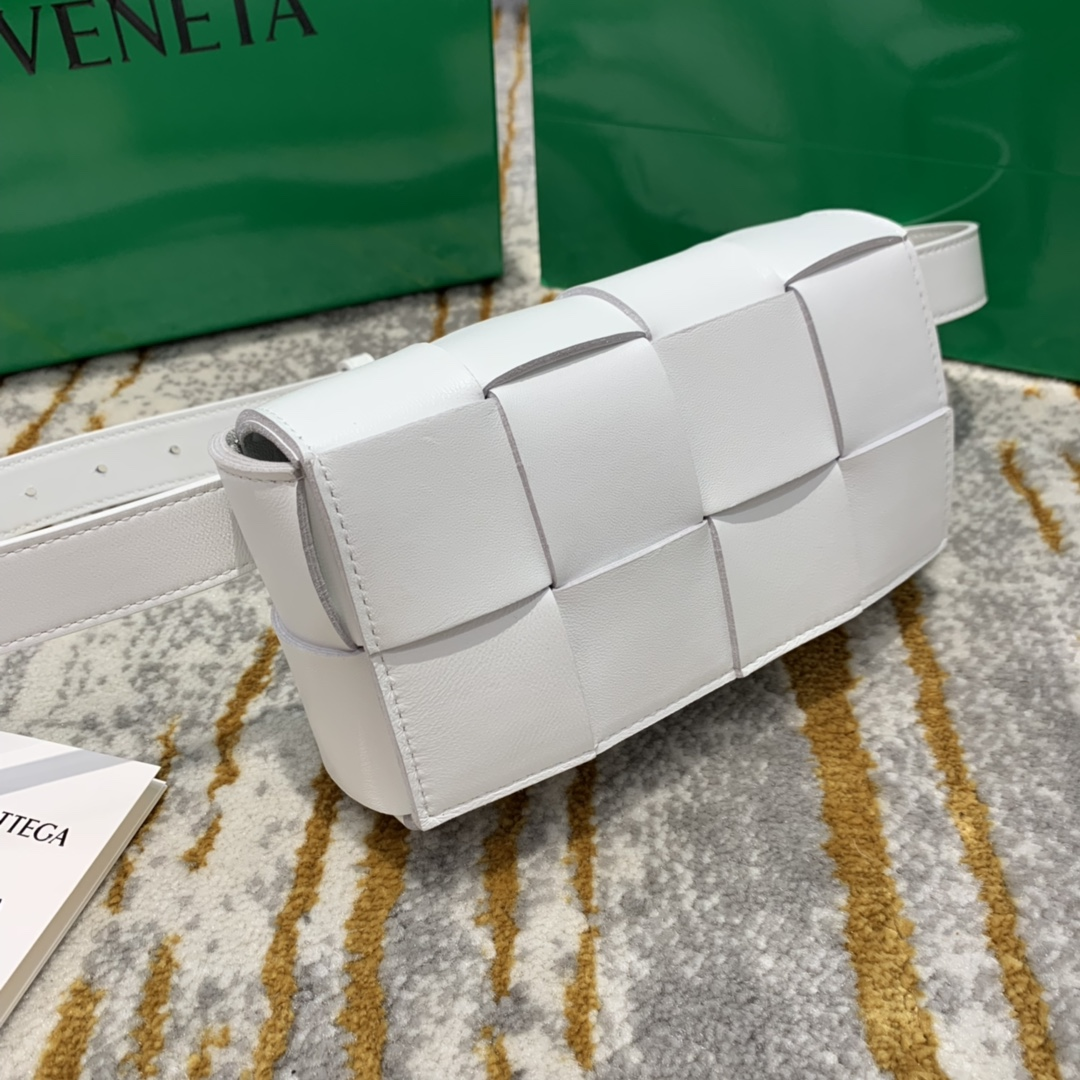 【¥1170】CAEESTTE腰包 17.5*9.5*5cm 小羊皮材质 手包, 腰包 胸包 斜挎包 肩背包