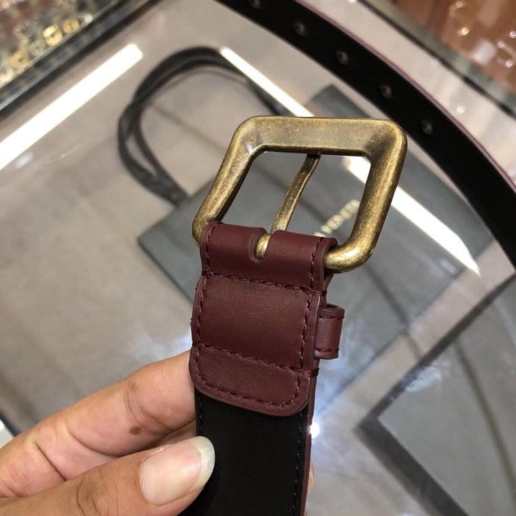 【¥380】BV宝碟佳最新款式 手工编织皮带 意大利柔软的小牛皮全手工精工打造 3.5cm宽
